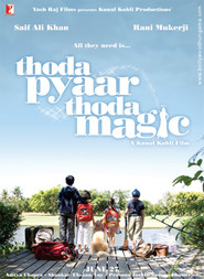 Thoda Pyaar Thoda Magic - movie with Rani Mukherjee.