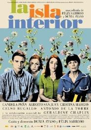 Film La isla interior.