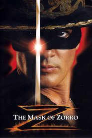 The Mask of Zorro - movie with Anthony Hopkins.
