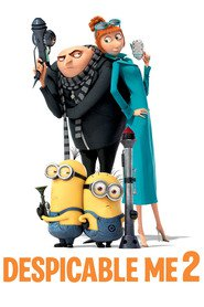 Animation movie Despicable Me 2.