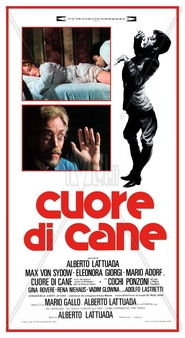 Cuore di cane - movie with Attilio Dottesio.