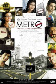 Life in a Metro - movie with Dharmendra.