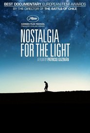 Nostalgia de la luz - movie with Victor Gonzalez.
