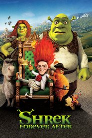 Shrek Forever After - movie with Jane Lynch.