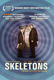 Skeletons - movie with Jason Isaacs.