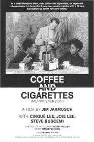 Coffee and Cigarettes II is the best movie in Steve Buscemi filmography.