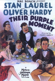 Their Purple Moment - movie with Stan Laurel.