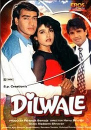 Dilwale is the best movie in Raveena Tandon filmography.