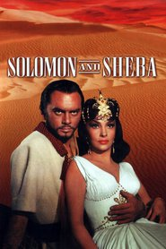 Solomon and Sheba - movie with George Sanders.