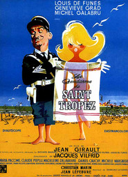 Le gendarme de Saint-Tropez - movie with Louis de Funes.