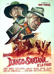 Arrivano Django e Sartana... e la fine - movie with Attilio Dottesio.