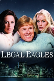 Legal Eagles is the best movie in Robert Redford filmography.