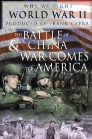 Film The Battle of China.