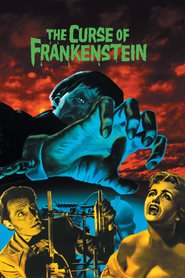 The Curse of Frankenstein - movie with Peter Cushing.