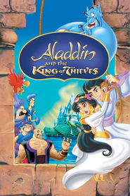 Animation movie Aladdin and the King of Thieves.