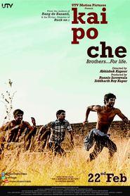 Kai po che! is the best movie in Tahir Raj Bhasin filmography.