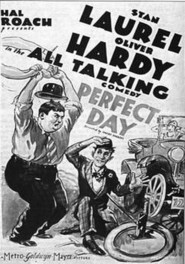 Perfect Day - movie with Stan Laurel.