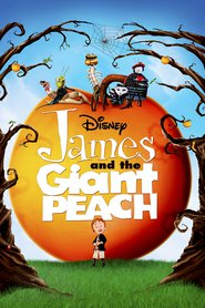 James and the Giant Peach - movie with Simon Callow.