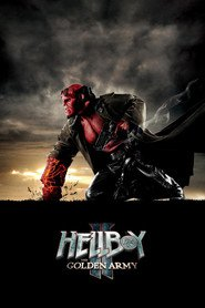 Hellboy II: The Golden Army - movie with Doug Jones.