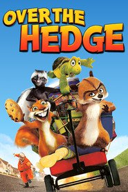 Animation movie Over the Hedge.
