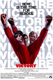 Victory - movie with Amidou.