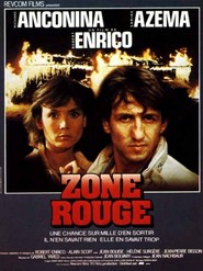 Zone rouge - movie with Jean Bouise.