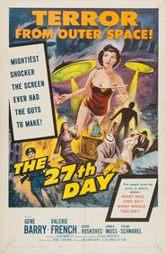 The 27th Day is the best movie in George Voskovec filmography.