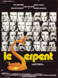 Le serpent is the best movie in Michel Bouquet filmography.
