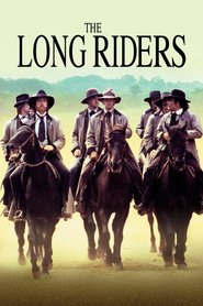 The Long Riders - movie with Keith Carradine.