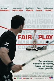 Fair Play - movie with Marion Cotillard.