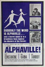 Alphaville, une etrange aventure de Lemmy Caution is the best movie in Anna Karina filmography.