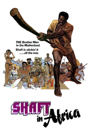 Shaft in Africa - movie with Jacques Herlin.