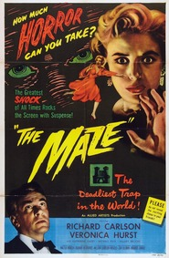 The Maze - movie with Michael Pate.