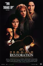 Restoration is the best movie in Ian McKellen filmography.