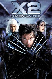 X2 - movie with Hugh Jackman.
