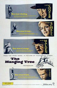 The Hanging Tree - movie with Maria Schell.