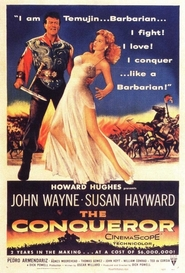 The Conqueror - movie with Agnes Moorehead.