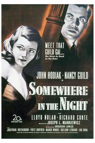 Somewhere in the Night - movie with Lloyd Nolan.