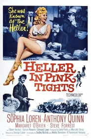 Heller in Pink Tights - movie with Anthony Quinn.