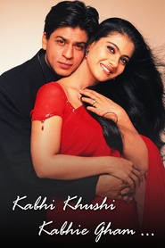 Kabhi Khushi Kabhie Gham... - movie with Rani Mukherjee.