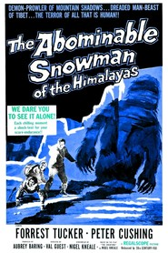 The Abominable Snowman - movie with Peter Cushing.