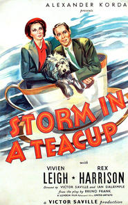 Storm in a Teacup - movie with Cecil Parker.