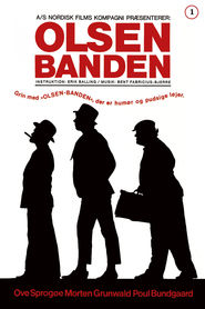 Olsen-banden - movie with Morten Grunwald.