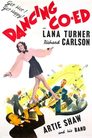 Dancing Co-Ed - movie with Ann Rutherford.