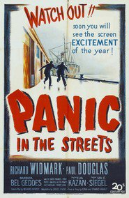 Panic in the Streets - movie with Paul Douglas.