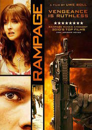 Rampage - movie with Robert Clarke.