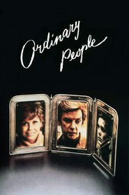 Ordinary People - movie with Donald Sutherland.