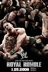 WWE Royal Rumble - movie with John Cena.