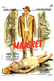 Maigret tend un piege is the best movie in Annie Girardot filmography.
