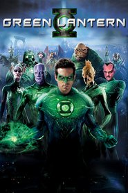 Green Lantern - movie with Ryan Reynolds.